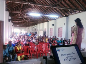 Teachers and parents in West Kochi government aided  school